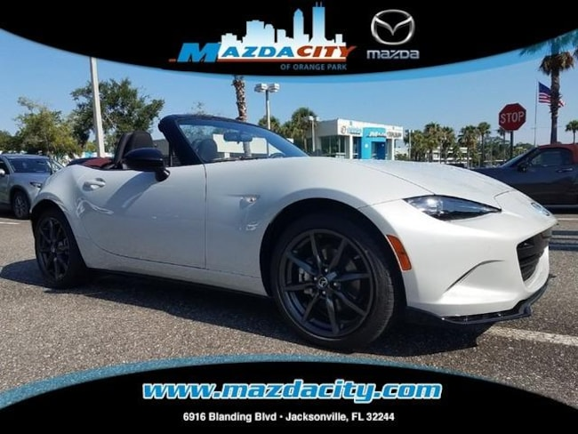 2018 Mazda Mazda MX-5 Miata Club Convertible in Jacksonville, FL
