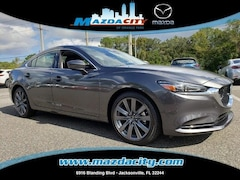 New 2018 Mazda Mazda6 Grand Touring Sedan in Jacksonville, FL