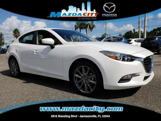 New 2018 Mazda Mazda3 Touring Sedan in Jacksonville