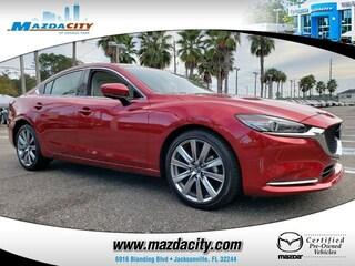 Certified Used Vehicles 2018 Mazda Mazda6 Grand Touring Reserve Sedan in Jacksonville, FL