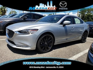 New Mazda 2018 Mazda Mazda6 Signature Sedan in Jacksonville, FL