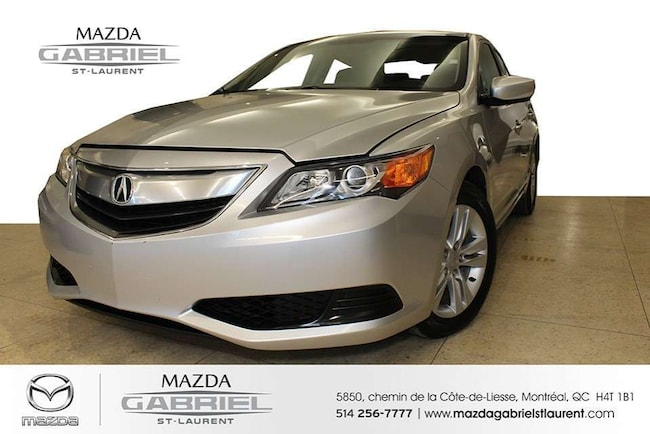 2013 Acura ILX TOIT  + JANTES + BLUETOOTH +  CARPROOF + Sedan