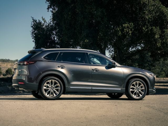 Perfect For The Driver Who Needs Extra Space The Mazda CX 9 Is The Way To Go!