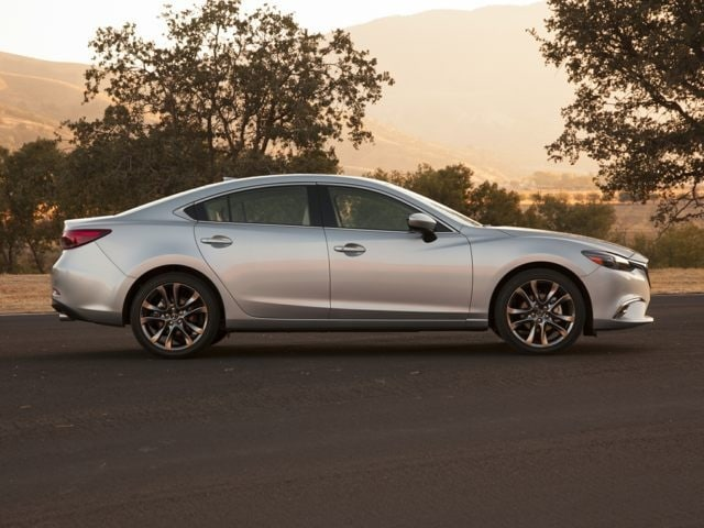 Mazda Gallery Great Deals On The 2016 Mazda 6 At Mazda Gallery