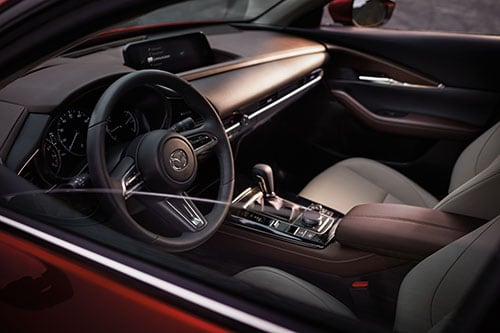 Interior Image of 2020 Mazda CX-30