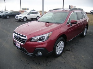 2018 Subaru Outback 2.5i Premium with