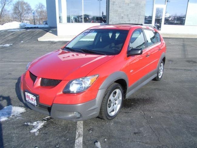 2004 Pontiac Vibe Base Hatchback