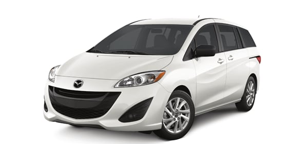 The Mazda 5 | Mazda of Brampton