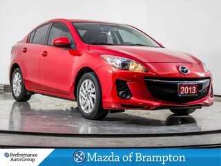 2013 Mazda Mazda3 GS-SKY. HTD SEATS. BLUETOOTH. ALLOYS. SPOILER Sedan