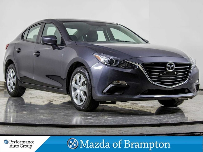 2015 Mazda Mazda3 GX. BLUETOOTH. KEYLESS. ACCIDENT-FREE Sedan