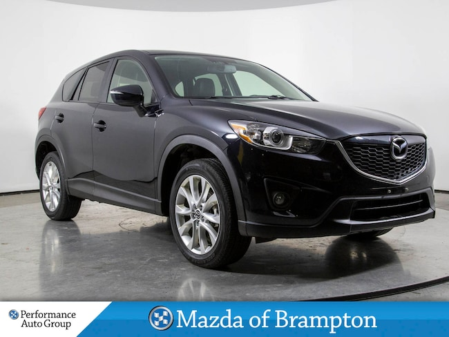 2015 Mazda CX-5 GT. AWD. ROOF. CAMERA. HTD SEATS. BLUETOOTH SUV