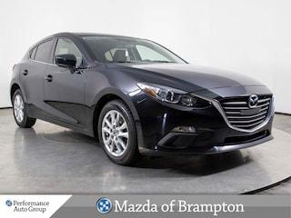 2015 Mazda Mazda3 Sport GS. PUSH-START. HTD SEATS. BLUETOOTH. ALLOYS Hatchback