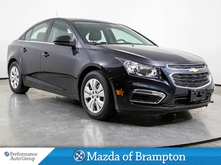 2015 Chevrolet Cruze LT 1LT. ROOF. BLUETOOTH. SIRIUSXM. KEYLESS Sedan