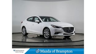 2017 Mazda Mazda3 GT. ROOF. HTD SEATS. CAMERA. DEMO UNIT Sedan