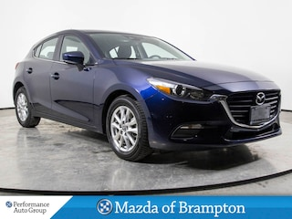 2018 Mazda Mazda3 Sport GS. CAMERA. HTD SEATS. HEATED STEERING WHEEL Hatchback