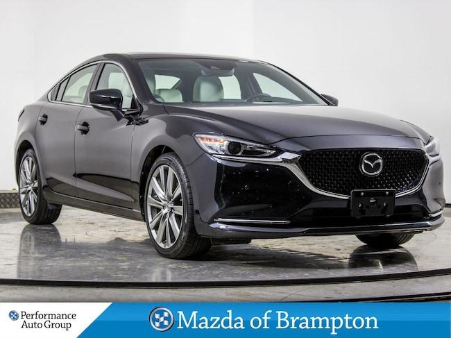 2018 Mazda Mazda6 SIGNATURE. NAVI. CAMERA. ROOF. DEMO UNIT Sedan