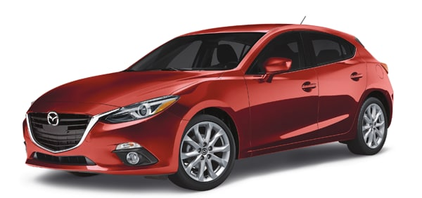 The Mazda 3 Sport | Mazda of Brampton