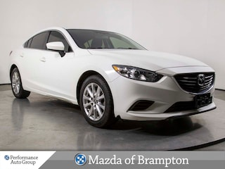 2016 Mazda Mazda6 GX. BLUETOOTH. HTD SEATS. ALLOYS. PUSH-START Sedan