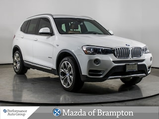 2015 BMW X3 xDrive28i. LEATHER. NAVI. HTD SEATS. CAMERA. ROOF SUV