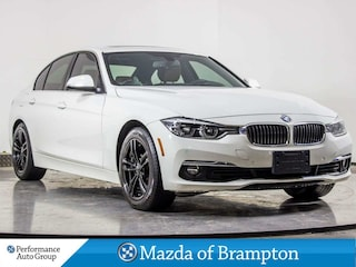2016 BMW 328I XDRIVE. NAVI. CAMERA. ROOF. SETS OF RIMS Sedan
