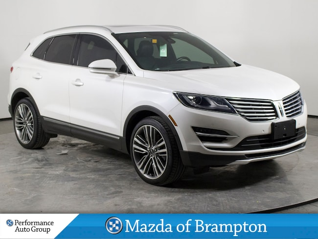 2015 Lincoln MKC AWD. CAMERA. HTD/COOL SEATS. DUAL ROOF. BLUETOOTH SUV