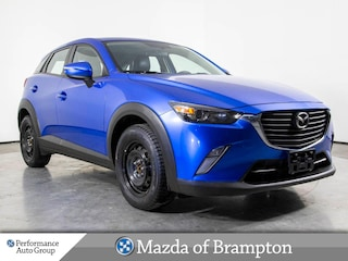 2016 Mazda CX-3 GS. CAMERA. HTD SEATS. BLUETOOTH. ROOF.AWD SUV