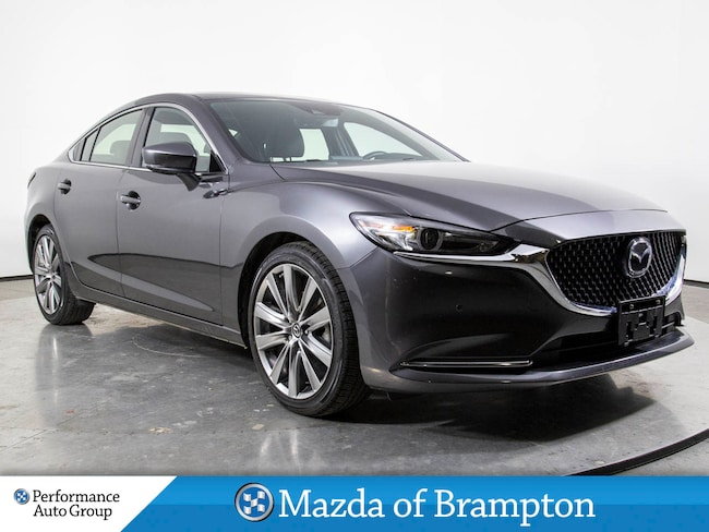 2018 Mazda Mazda6 SIGNATURE. NAVI. CAMERA. ROOF. DEMO UNIT Sedan