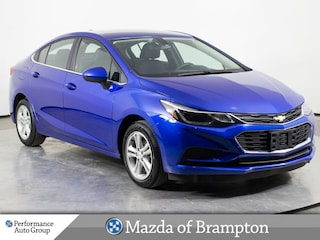 2016 Chevrolet Cruze LT. CAMERA. HTD SEATS. BLUETOOTH. PUSH-START Sedan