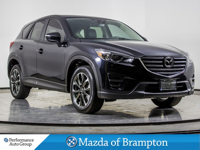 2016 Mazda CX-5 GT. NAVI. CAMERA. HTD SEATS. ROOF. LEATHER SUV