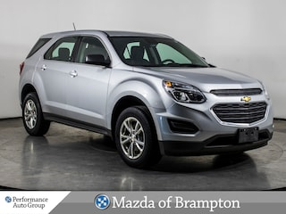 2017 Chevrolet Equinox LS. AWD. CAMERA. BLUETOOTH. CRUISE. ALLOYS SUV