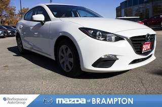 2014 Mazda Mazda3 Sport GX. SINGLE OWNER. BLUETOOTH. PUSH START Sedan