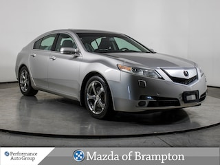 2010 Acura TL TECH. NAVI. CAMERA. LEATHER. HTD SEATS. AWD Sedan