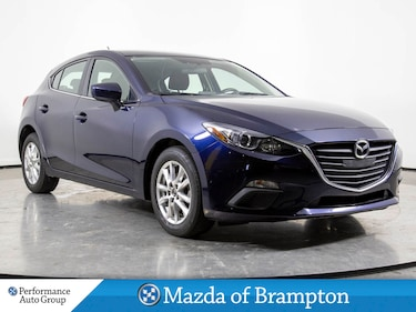 2016 Mazda Mazda3 Sport GS. HTD SEATS. CAMERA. BLUETOOTH. ALLOYS Hatchback