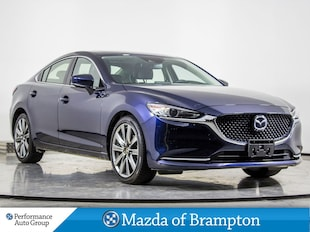 2018 Mazda Mazda6 GT. ROOF. NAVI. BLUETOOTH. CAMERA. DEMO UNIT Sedan