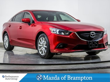 2014 Mazda Mazda6 GS. CAMERA. ROOF. HTD SEATS. ALLOYS Sedan