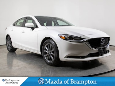 2018 Mazda Mazda6 GS-L. CAMERA. ROOF. HTD SEATS. DEMO UNIT Sedan
