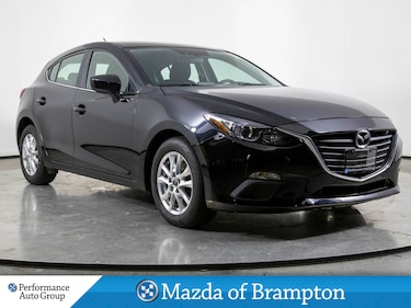 2016 Mazda Mazda3 Sport GS. BLUETOOTH. CAMERA. HEATED SEATS Hatchback