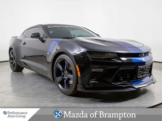 2016 Chevrolet Camaro 2SS. HTD/COOL SEATS. CAMERA. ROOF. ALLOYS Coupe