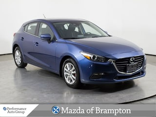 2017 Mazda Mazda3 Sport GS. CAMERA. HTD SEATS. ROOF. ALLOYS Hatchback
