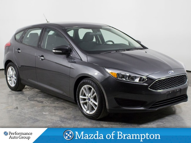 2016 Ford Focus SE. HTD SEATS. CAMERA. BLUETOOTH. ALLOYS Hatchback