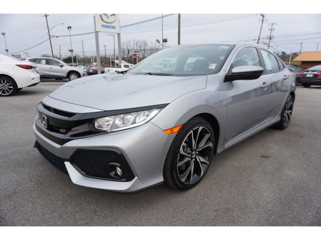 Used Honda Civic Si >> Used 2017 Honda Civic Si For Sale Alcoa Tn Serving Knoxville