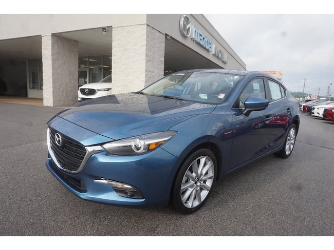 Twin City Mazda >> Used 2017 Mazda Mazda3 For Sale At Twin City Nissan Vin