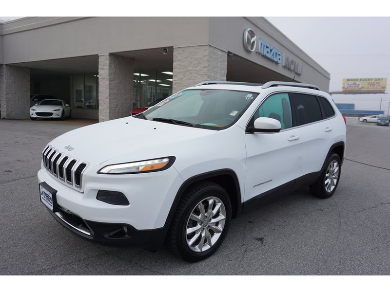 2014 Jeep Cherokee Limited 4WD SUV