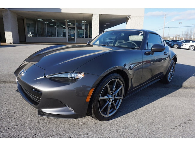 2019 Mazda Mazda MX-5 Miata RF RF Grand Touring Coupe