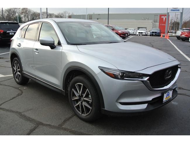Certified Used 2018 Mazda Mazda CX-5 Grand Touring SUV in Milford, CT