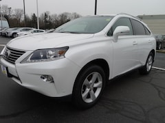 Used 2013 LEXUS RX 350 SUV in Milford, CT