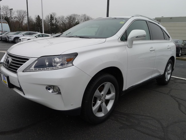 Used 2013 LEXUS RX 350 AWD SUV in Milford, CT