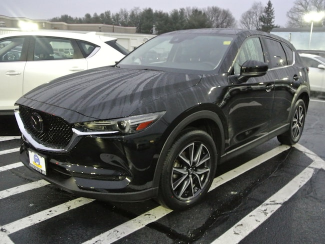 Certified Used 2018 Mazda Mazda CX-5 Grand Touring SUV in Milford, CT