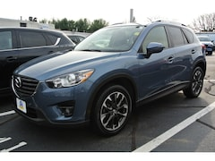 Certified Pre-Owned 2016 Mazda Mazda CX-5 Grand Touring SUV in Milford, CT