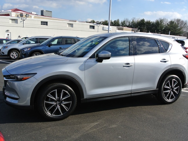 Used 2018 Mazda Mazda CX-5 Grand Touring SUV in Milford, CT